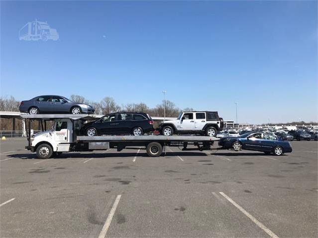 2008 Kenworth T300 For Sale In Astoria New York Truckpaper Com