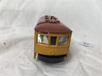 Lionel Train  Car #60 Rapid Transit Plastic Top
