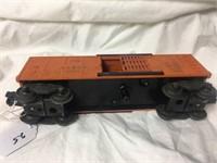 A.T. & S.F. box car