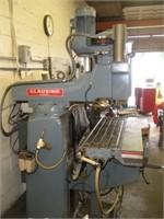 Clausing Kondia Milling Machine Type CNC FV-1 | HiBid Auctions