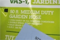 50' Medium Duty Garden Hose