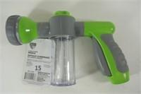 Clean & Rinse Auto Spray Nozzle