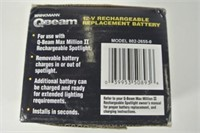 12 Volt Rechargeable Replacement Battery
