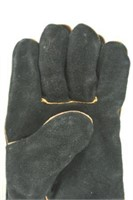 Leather Heavy Duty BBQ Grill Gloves