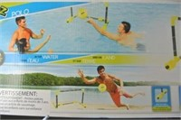 Aquatic Polo Floating Net Game