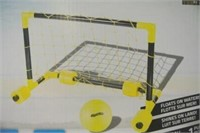 Aquatic Polo Floating Net Game