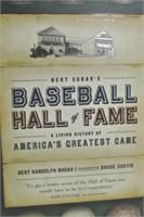 New Baseball Hall of Fame Book