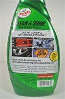 Turtle Wax Clean & Shine Exterior Detailer