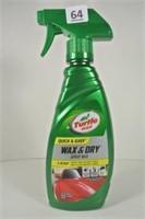 Turtle Wax Spray Wax