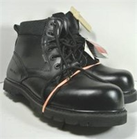 Pair of Craftsman Size 12 Med. Width Leather Boots