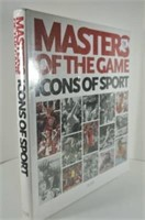 New Masters of the Game - Icons of Sport Book