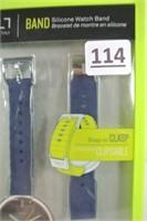 Tylt Silicone Watch Band - Motorola Women's