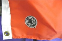 Maryland Basketball Flag & Cap