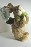 Crafted Style Bunny Figure