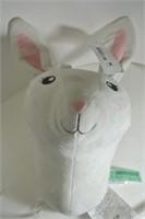 Plush Wall Décor Easter Bunny Head