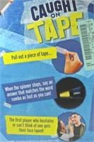 Hasbro Caught On Tape Game