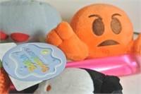 Children's Plush Toy Lot