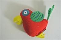 Plush Parrot