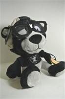 L.A. Raiders Plush Bear