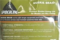 Spiderline Muskie Line