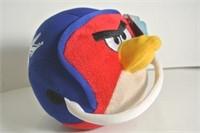 """Angry Bird Collegiate """"UK"""" Plush"""