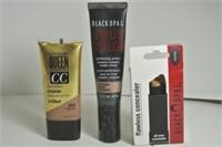 Black Opal and CC Makeup
