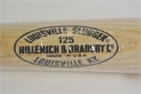 Miniature Authentic Louisville Baseball Bat
