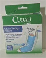 Curad Cast and Bandage Waterproof Cast Protector