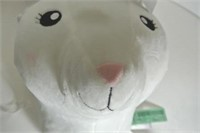 Plush Wall Décor Easter Bunny Head
