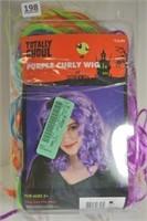 Multi Colour Costume Wig