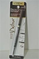 L'Oreal Brow Stylist Definer Pencil #391 Dk Blonde
