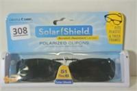 Solar Polarized Clip-on Lenses