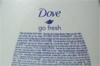 Dove Go Fresh Restore Body Wash