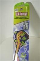 """Diamond 26"""" Gecko Kite"""
