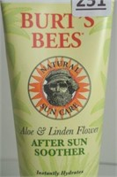 Burts Bees After Sun Soother. 6 Fl OZ.