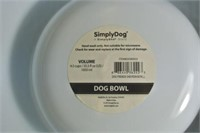 4.5 Cup Dog Bowl