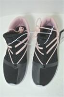 Kids Pink & Black Sneakers  - Size 2