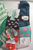 Children's Novelty Sock Lot