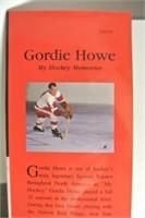 Gordie Howe Memories Book (Ret:$29.95)
