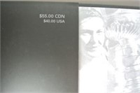 Lord Stanleys Cup Hardcover Book (Ret:$55)