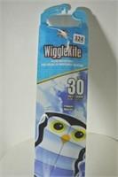 """Wiggle 30"""" Penguin Kite"""