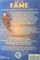 Hockey Hall Of Fame Book