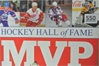 Hockey Hall Of Fame MVP Soft Cover Book
