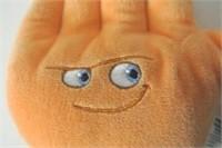 Emoji Movie High Five Plush