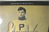 Legends of Hockey  Hardcover Book (Ret:$50)
