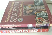Stanley Cup Book Lot