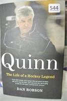 Pat Quinn & Tie Domi Biographies