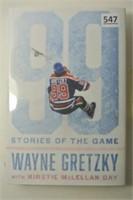 "Wayne Gretzky Biography ""Auto-pen"" Edition"