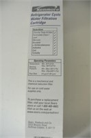 Kenmore Refrigerator Water Filter