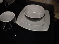 Dish set of 4 serving